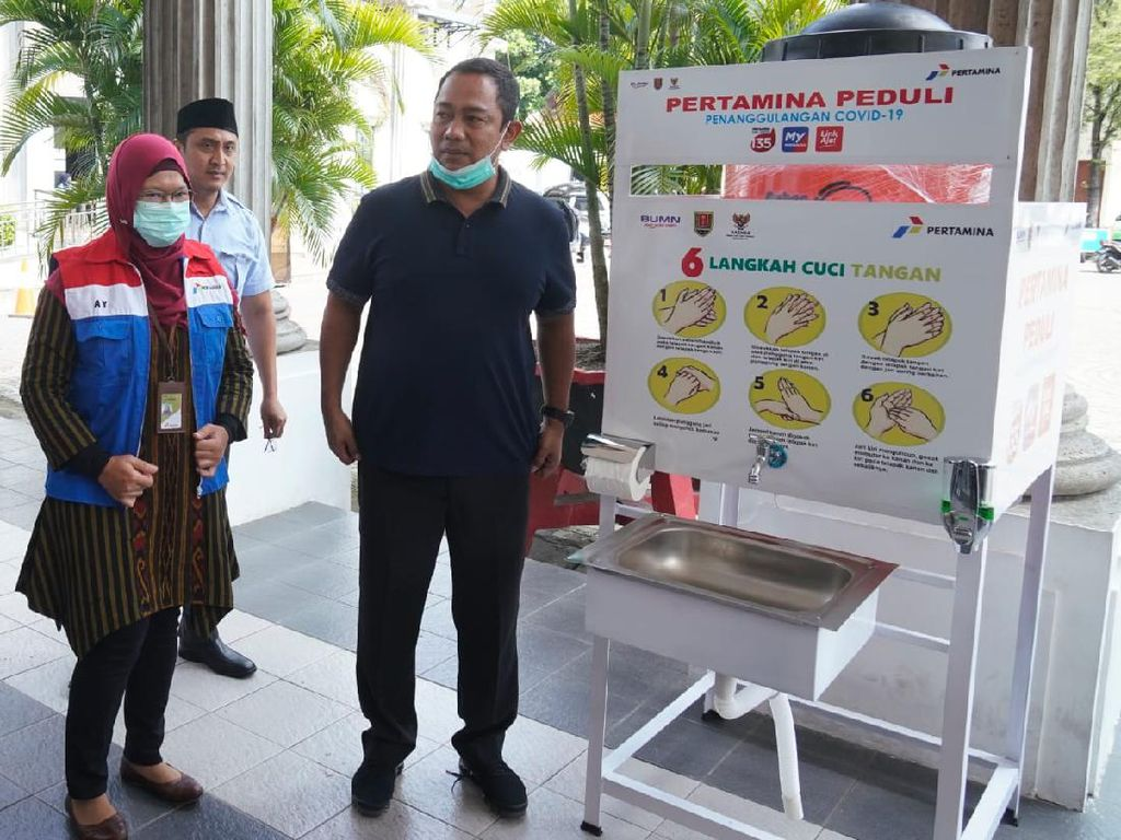 Baznas Gandeng Pertamina Bantu Pemkot Semarang Tangani COVID-19