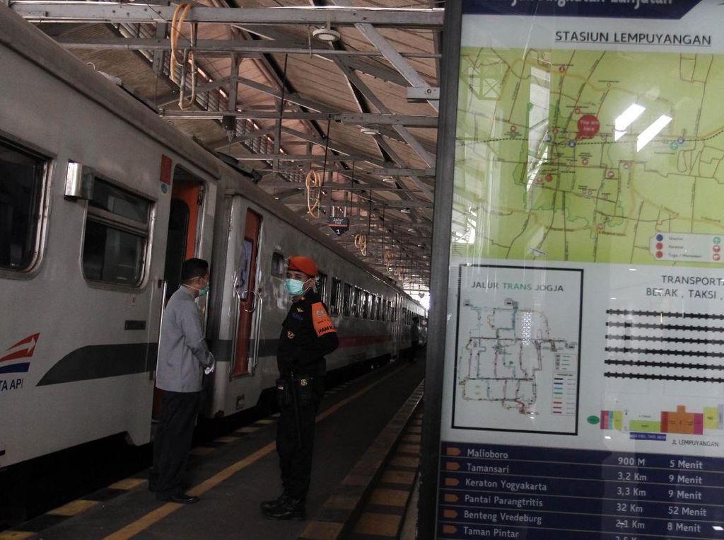 Hingga Akhir Pekan Ini, 58.000 Tiket KA dari Jateng-DIY Dibatalkan