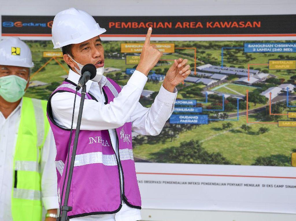 Ini Denah RS Corona Pulau Galang yang Dibangun dengan Anggaran Rp 400 M