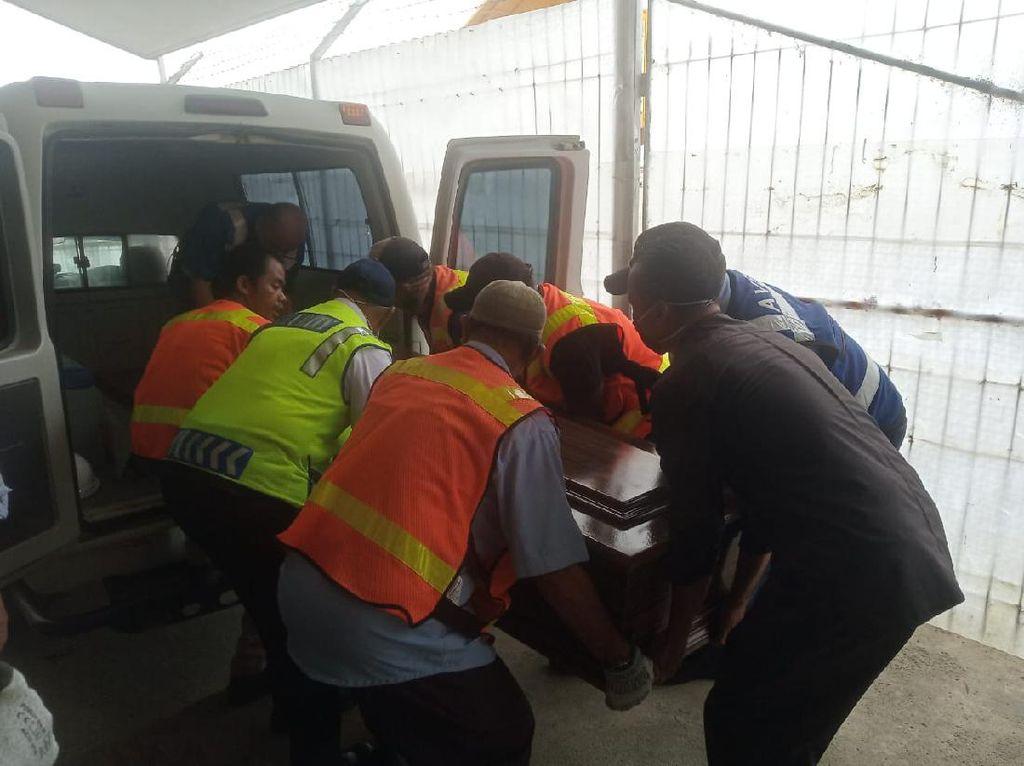 Jasad Karyawan Freeport Korban Penembakan KKB Dipulangkan ke Selandia Baru