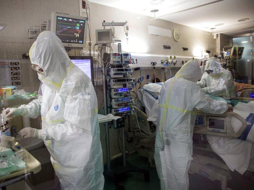 China Laporkan 40.000 Kasus Virus Corona Tanpa Gejala