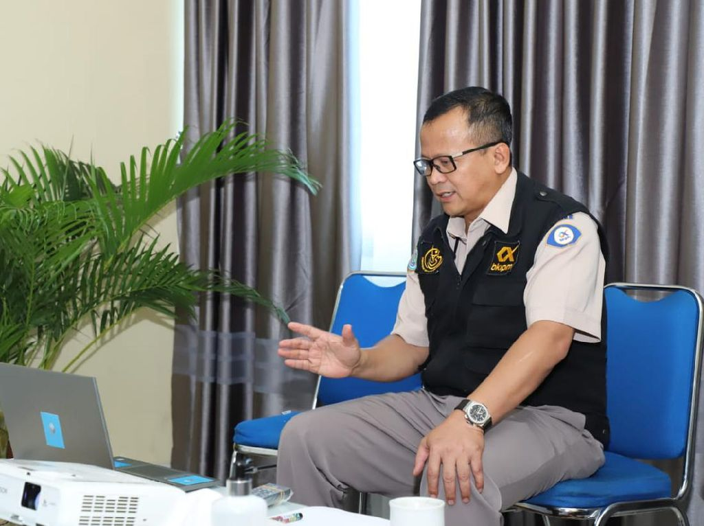 Jaga Stok Perikanan, Edhy Prabowo: Produktivitas Harus Digenjot
