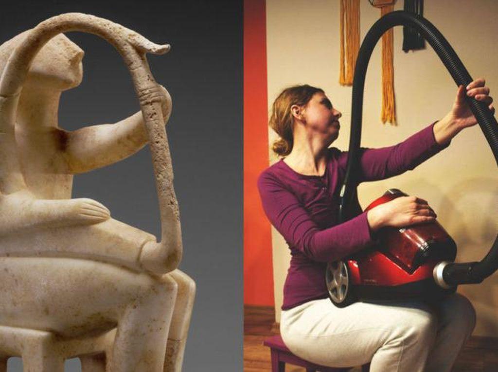 Museum Ini Tantang Netizen Kreasi Ulang Seni Dunia, Hasilnya Kocak