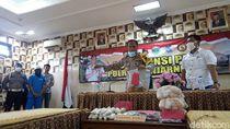 Oplos Gula Pasir, Warga Banjarnegara Ini Ditangkap Polisi