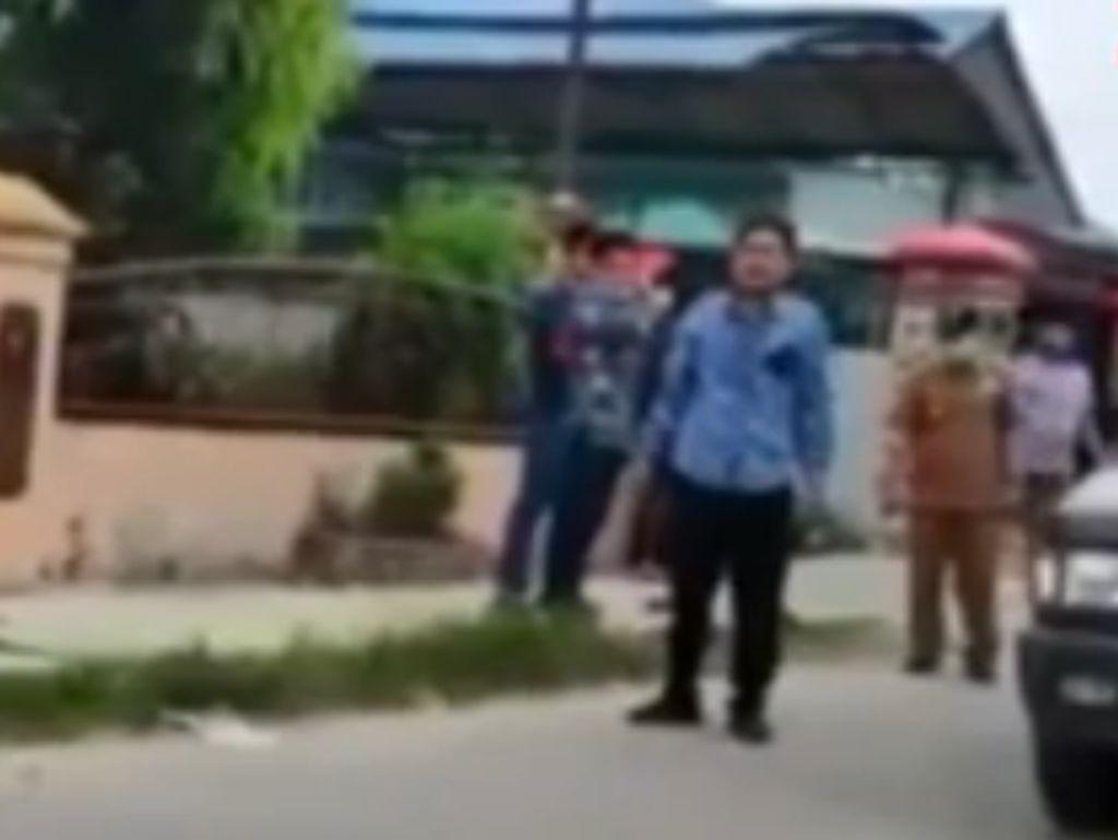 Viral Video Anggota DPRD Mana Corona Biar Kutelan, Ini Kata Polisi