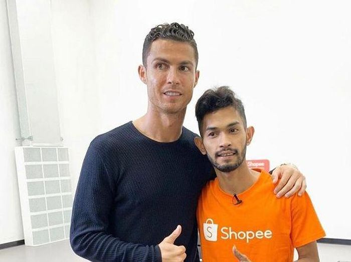 Martunis, Cristiano Ronaldo