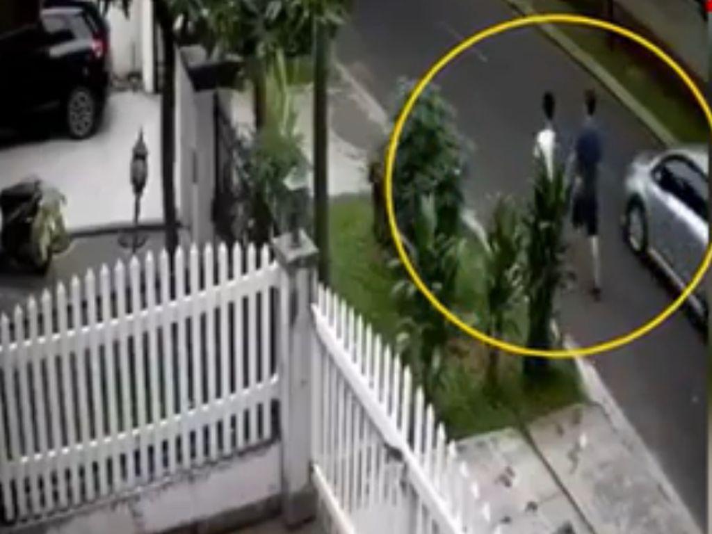 Video Kecelakaan Maut di Karawaci: Mobil Ngebut, Tabrak Seorang Pria