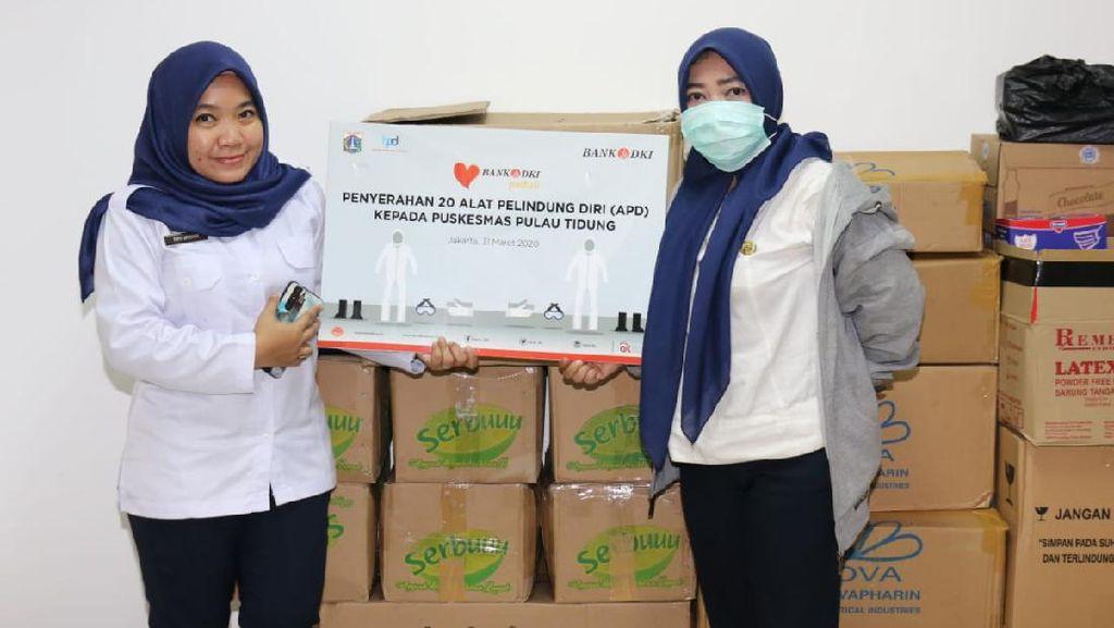Bantuan APD untuk Tenaga Medis