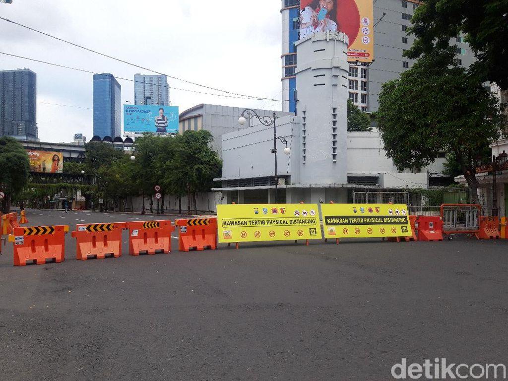 Catat, 3 Jalan di Surabaya Ini Ditutup Selama Seminggu Mulai Malam Ini