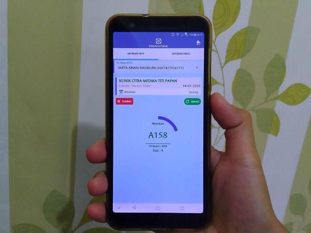 Lebih Cepat Jadi Alasan Klinik di Medan Pilih Antrean Online Mobile JKN