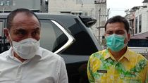 Gubsu Cerita Lebih Mudah Cari Ganti Gubernur Dibanding Dokter Saat Corona
