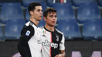 Trio Juventus Sudah Sembuh dari Virus Corona, Kini Latihan Lagi