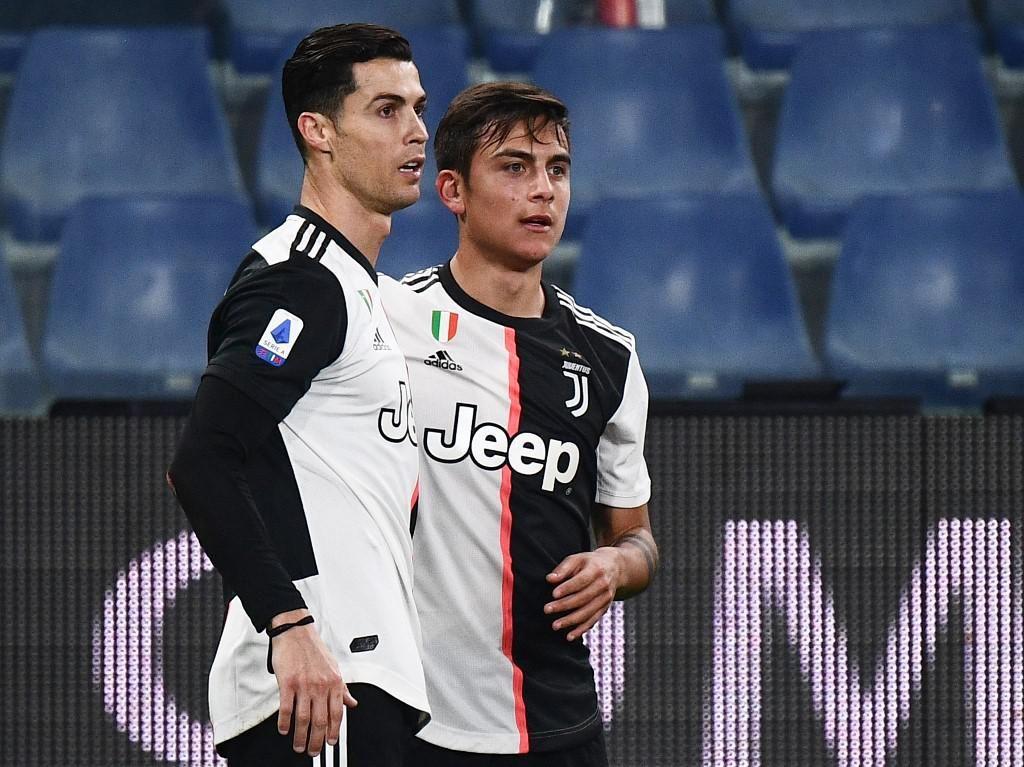 Dybala dan Ronaldo Sebenarnya Tak Cocok Main Bareng
