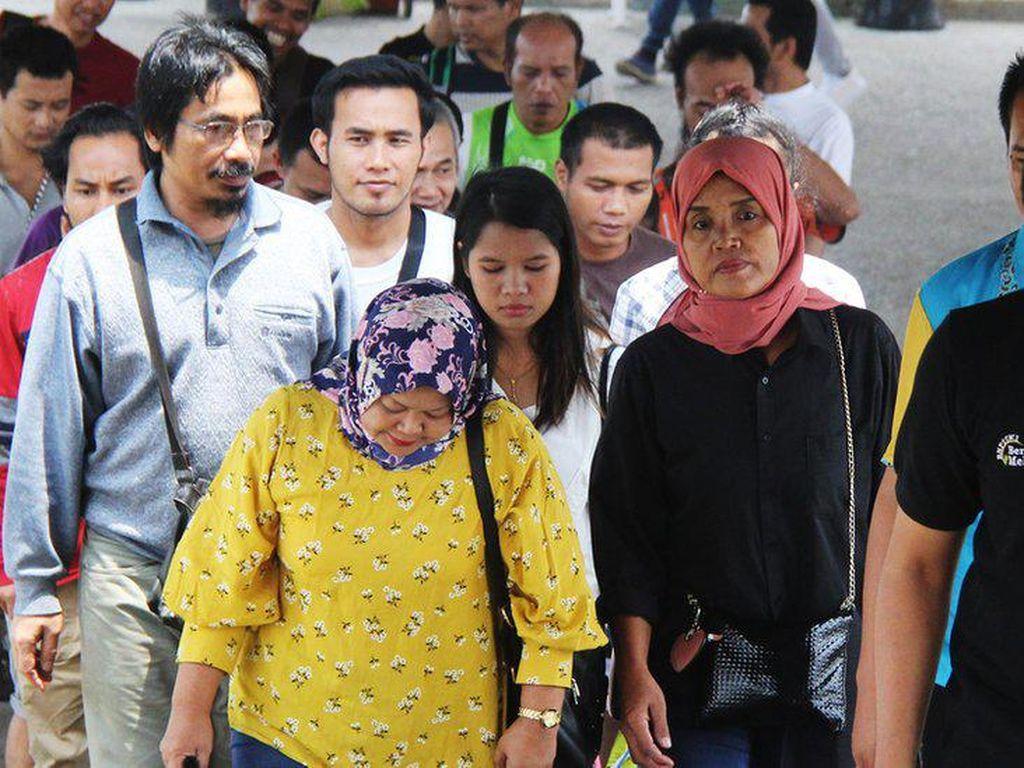 Kisah WNI di Malaysia Butuh Waktu Berhari-hari untuk Tiba di Tanah Air
