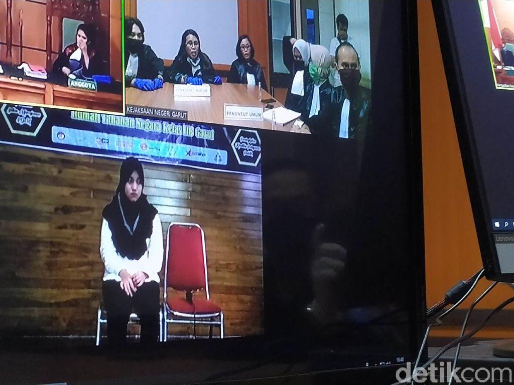 Tok! Biduan Seks Gangbang Garut Divonis 3 Tahun Penjara