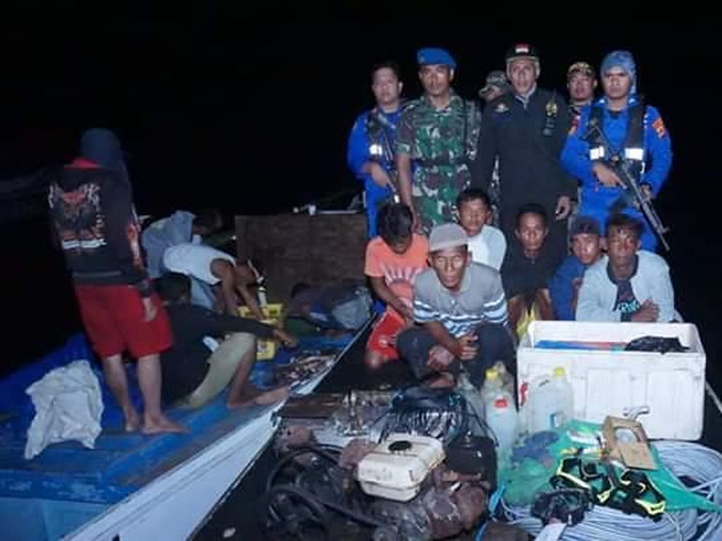 Jurus KKP Berantas Aktivitas Penangkapan Ikan dengan Cara Merusak