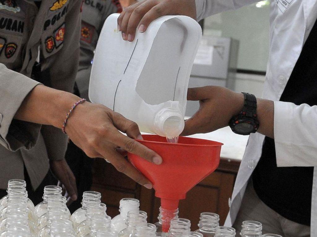 Bocah 2 Tahun yang Meninggal Minum Cairan Disinfektan Tak Sempat Masuk NICU