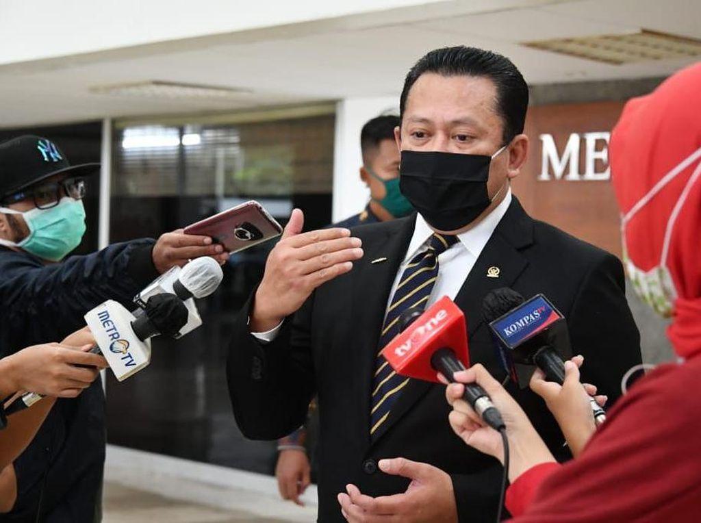 Ketua MPR Fasilitasi Rapid Test untuk Wartawan