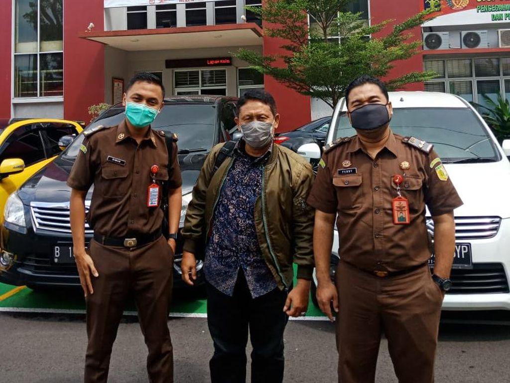 Korupsi Lahan, Eks Lurah Tanjung Duren Utara Dieksekusi ke Lapas Salemba