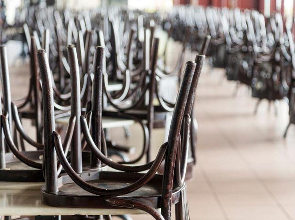 Sudah 6.800 Restoran Tutup Gara-gara Corona