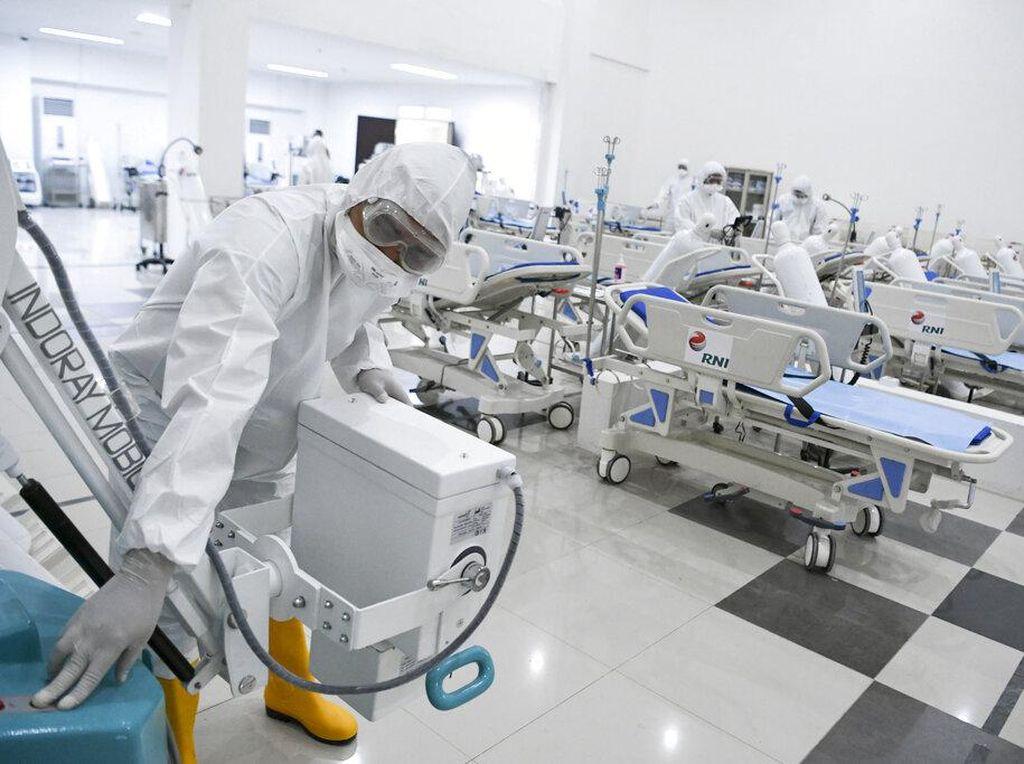 Fakta Rumah Sakit BUMN Jadi Rujukan Pasien Corona