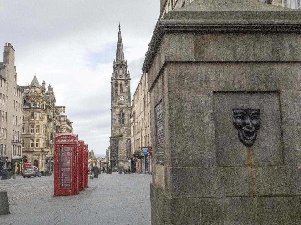 Gegara Corona, Edinburgh Festival Dibatalkan