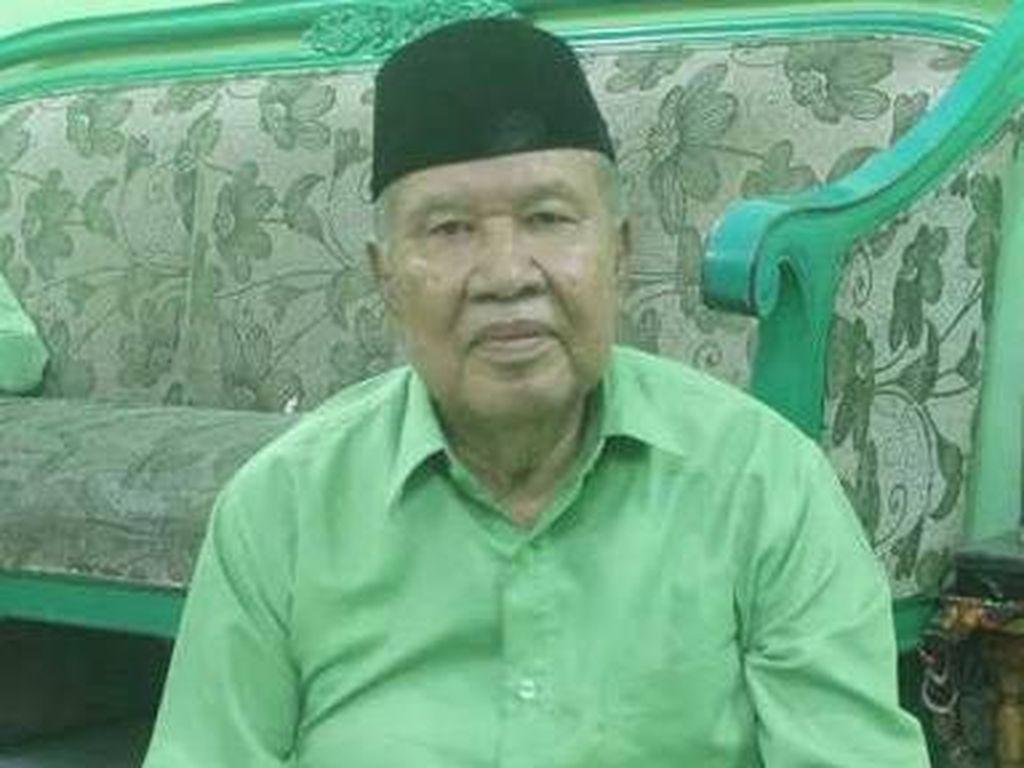 Mantan Ketua DPW PPP Jawa Timur, KH Masykur Hasyim Wafat