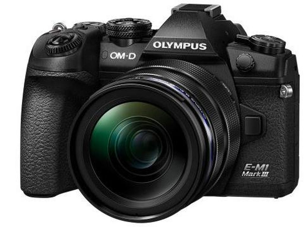Olympus Boyong Mirrorless E-M1 Mark III ke Indonesia, Keunggulannya?