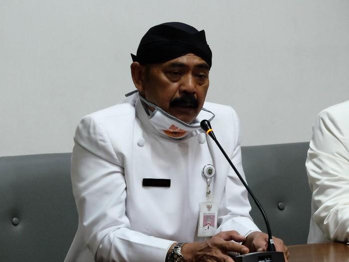 Wali Kota Solo FX Hadi Rudyatmo.