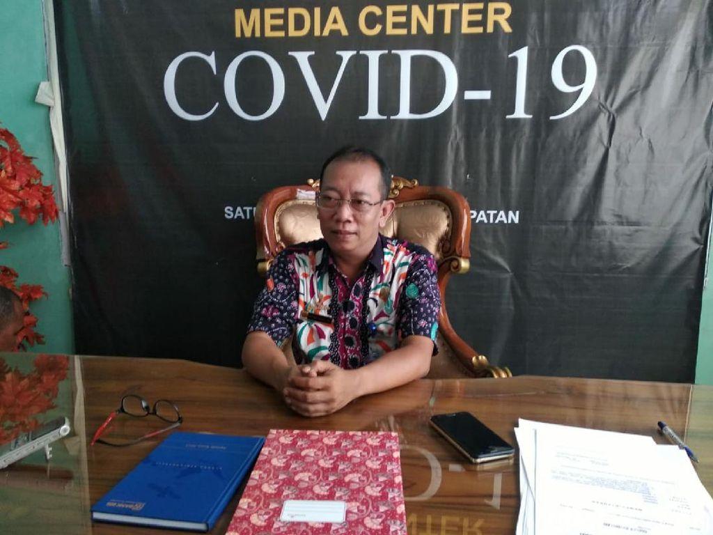 Ada Satu Pasien Positif Corona, Sejumlah Dusun di Ciamis Isolasi Mandiri