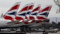 British Airways Uji Coba Alat Tes Corona Tercepat, Cuma 25 Detik!