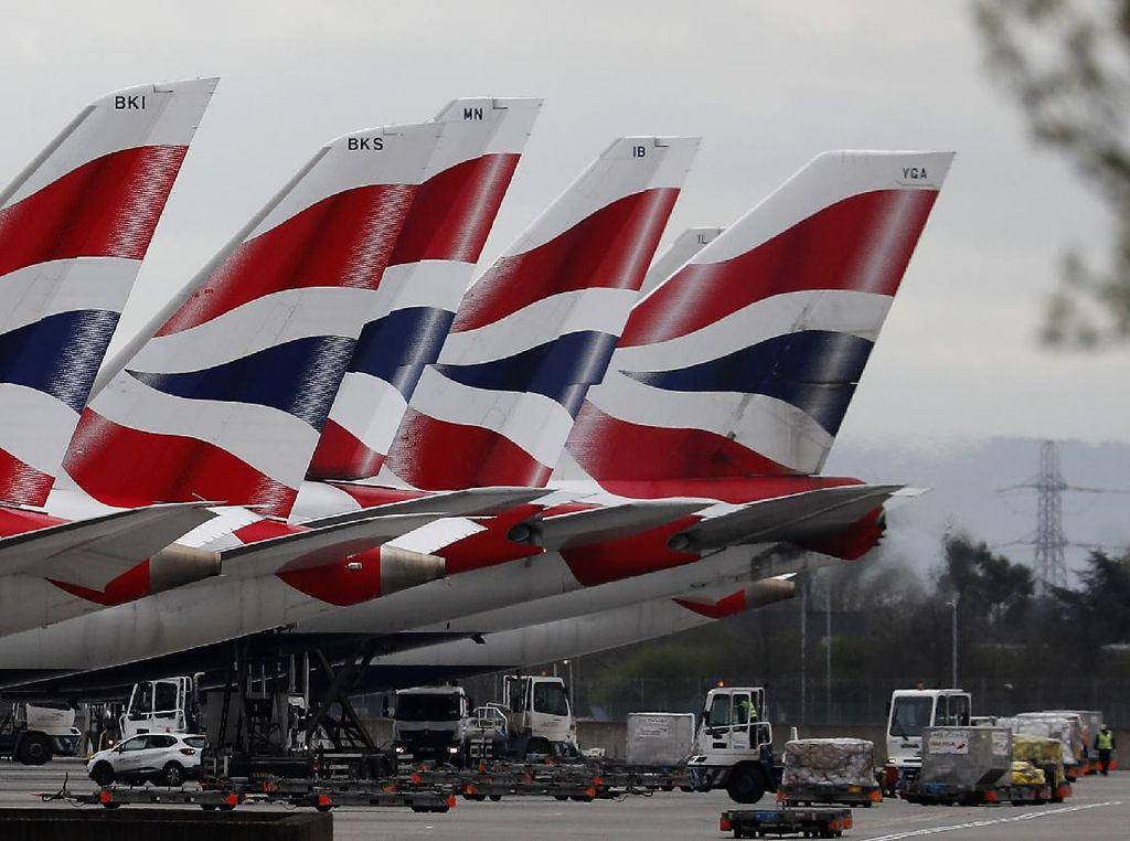 British Airways: Kami Takkan Bertahan Kalau Tak Ada Tes COVID di Bandara