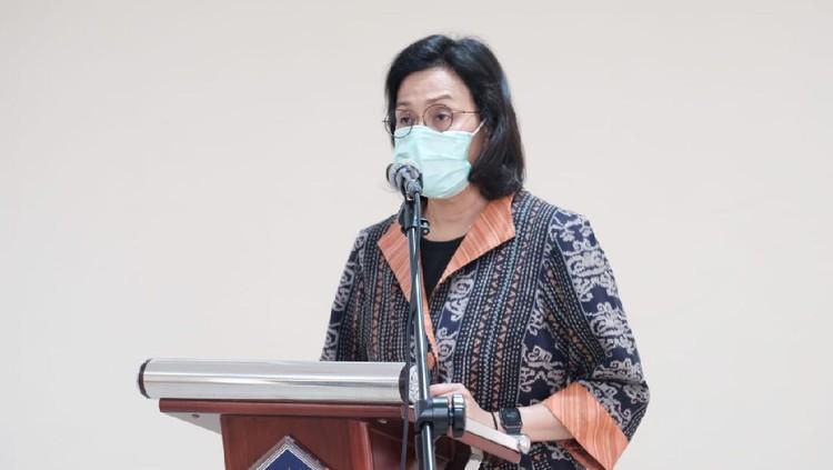 Lebaran Virtual di Tengah Pandemi Ala Sri Mulyani
