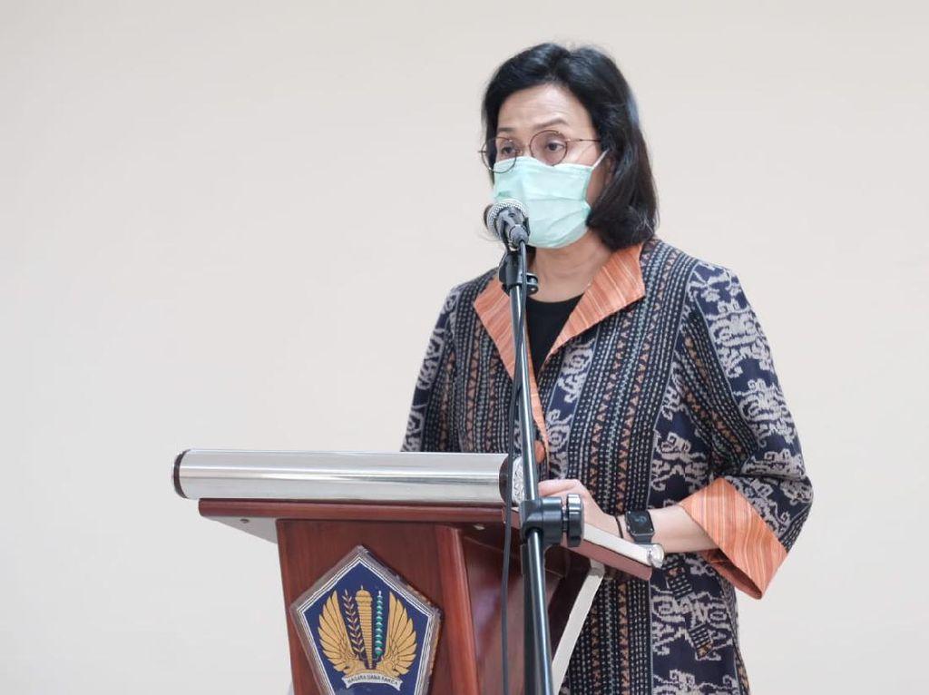 Ditegur Jokowi, Sri Mulyani Jelaskan Defisit APBN Melebar Rp 1.039 T