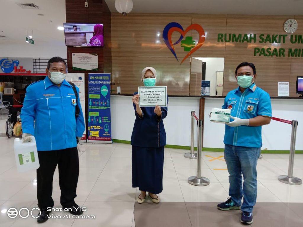 Inisiatif Bantuan Kemanusian untuk Halau Corona