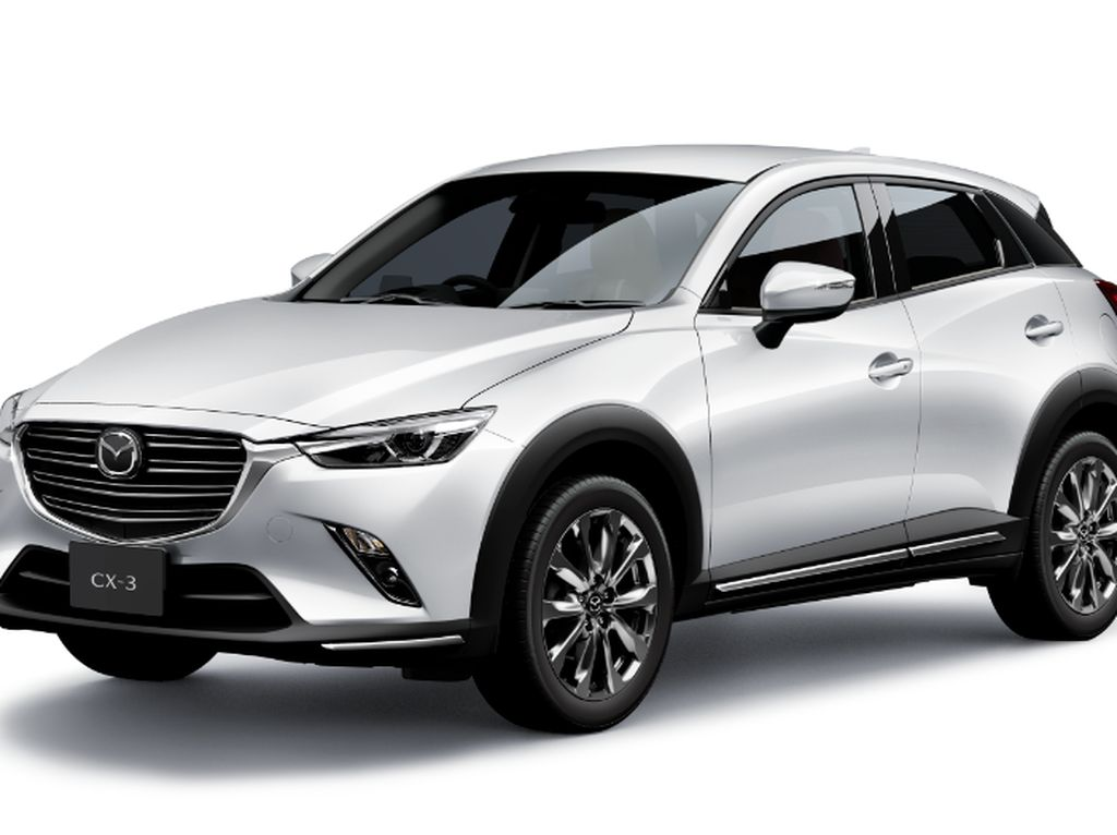 Lewat Medsos, Dua Mobil Baru Mazda Meluncur di Indonesia