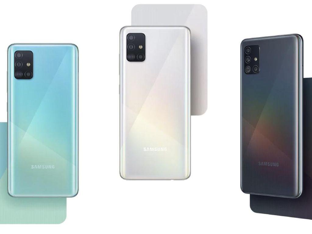 Aneka Ponsel Android Berfitur Lengkap dan Lebih Murah dari iPhone SE