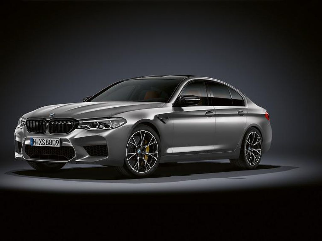 BMW M5 Resmi Dijual di Indonesia, Seharga Rp 5,169 M