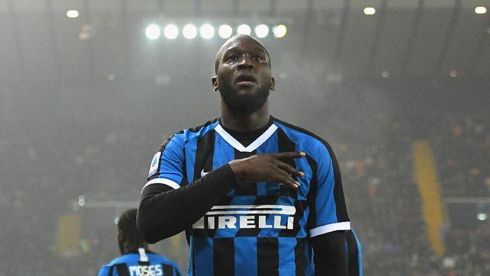 Lukaku 23 Pemain Inter Milan Sempat Alami Gejala Corona