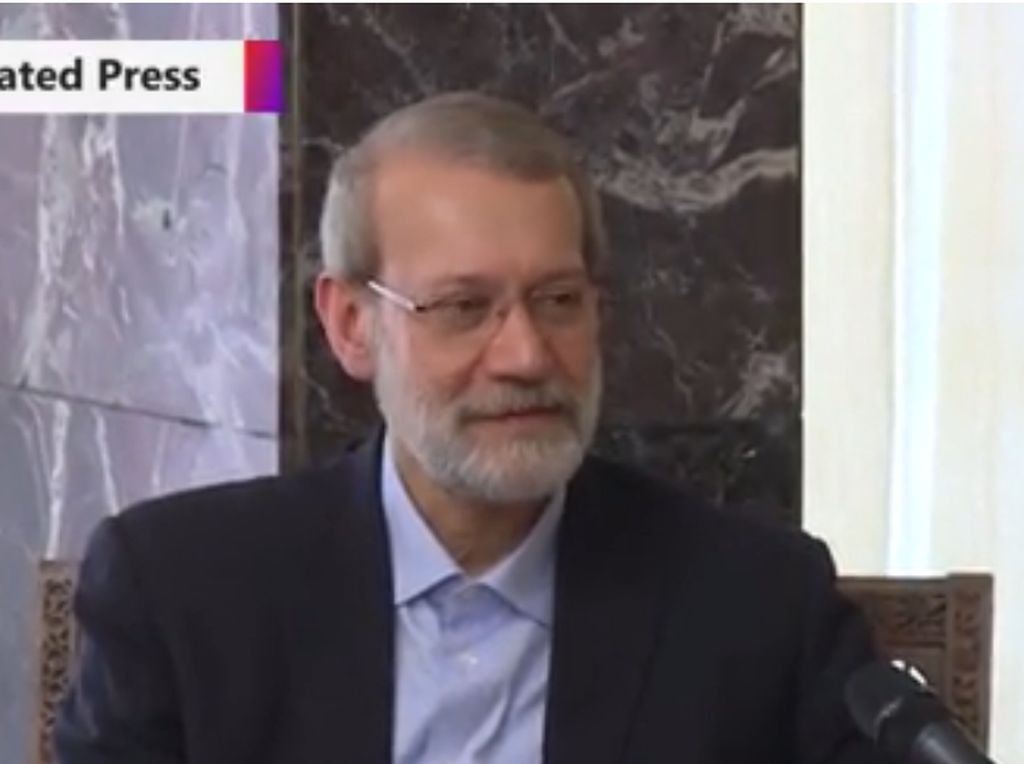 Jubir Parlemen Iran Positif Corona