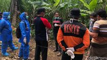 Mayat Perempuan yang Ditemukan di Ladang Sengon Korban Pembunuhan