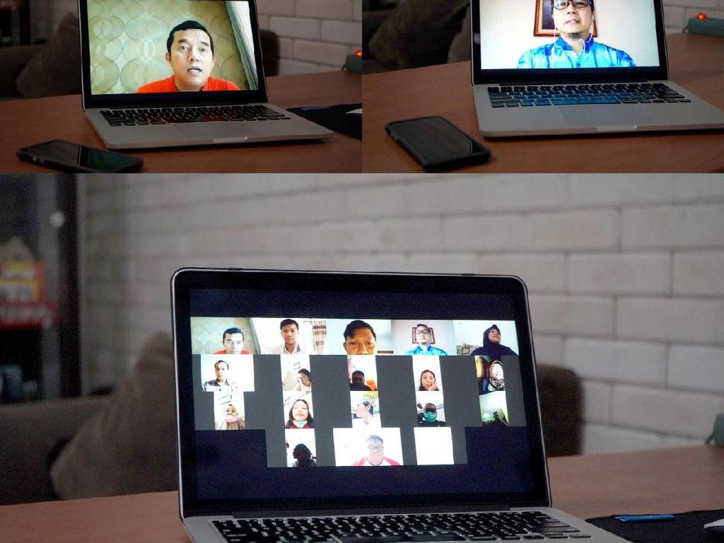 Work From Home, Penggunaan Internet Masyarakat Jatim Naik 13%