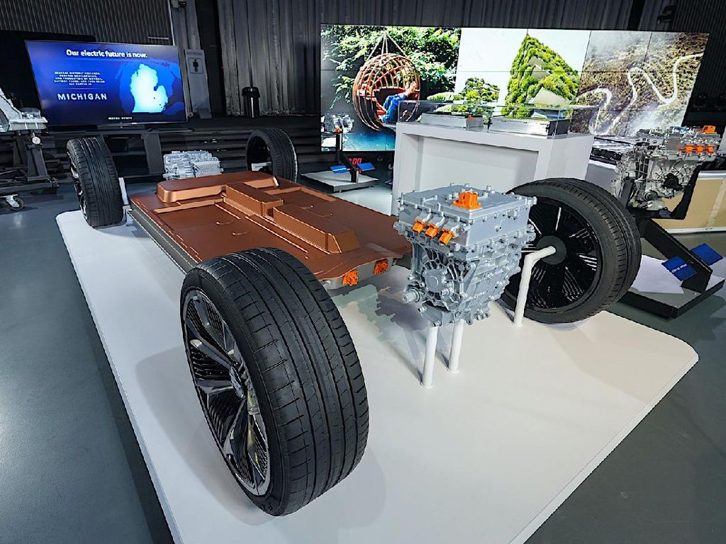 Tancap Gas! Pabrik Baterai Kendaraan Listrik Dimulai Awal 2021