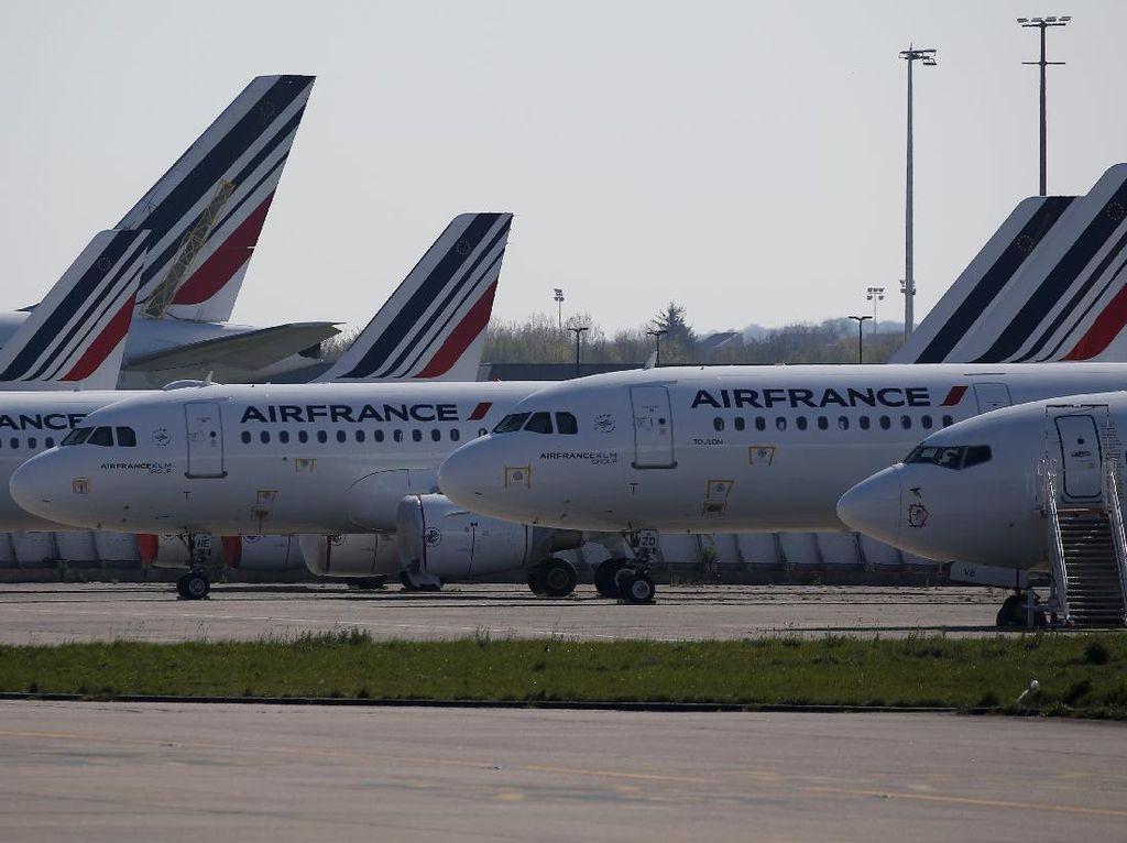Bandara Orly di Paris Buka Lagi Usai Ditutup 3 Bulan karena Corona