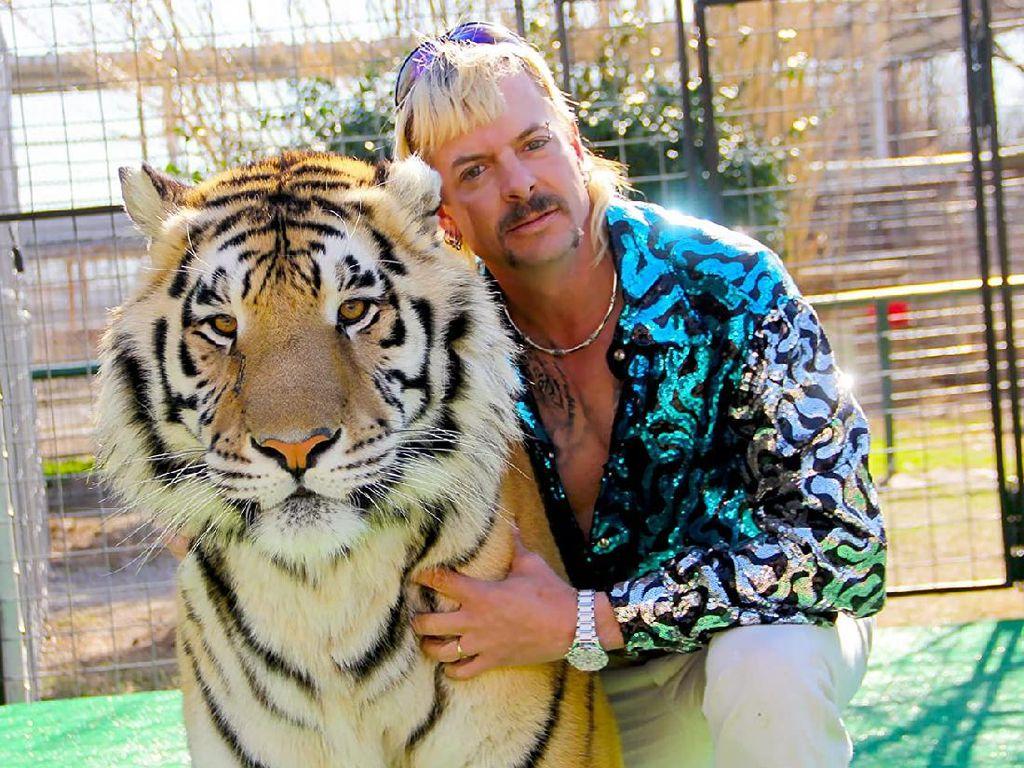 Tiger King: Gebrakan Dokumenter Netflix Nomor Satu Saat Ini