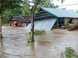 Diguyur Hujan Deras, 8 Desa di Kabupaten Luwu Terendam Banjir