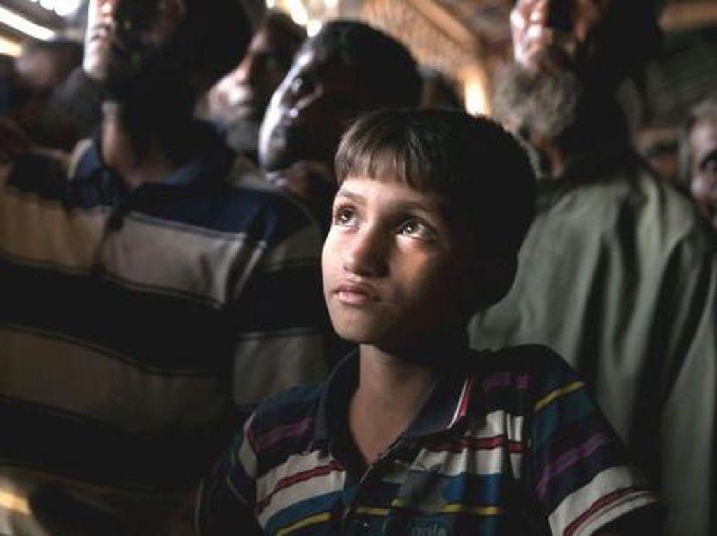Ribuan Pengungsi Diisolasi di Kamp Lesbos Yunani Imbas Corona