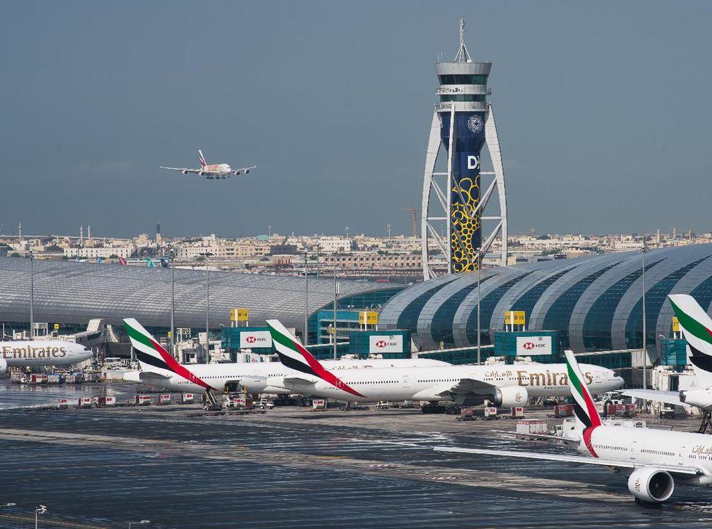 Emirates Buka Penerbangan Terbatas ke Berbagai Kota Dunia