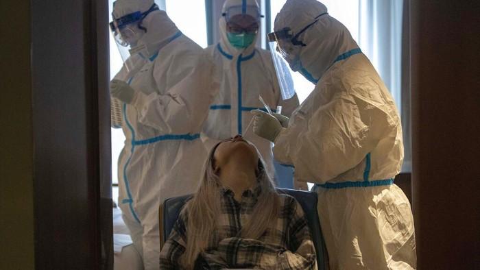 Pasien virus Corona menembus angka sejuta orang per Jumat (3/4). AS, Italia, Spanyol, China dan Jerman menduduki peringkat teratas pasien Covid-19 terbanyak.