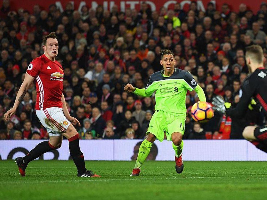 10 Pemain Ini Pernah Jadi Rebutan Man United Vs Liverpool
